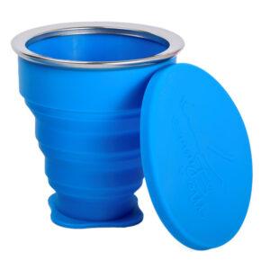 لیوان ضدعفونی مایکروویو آبی