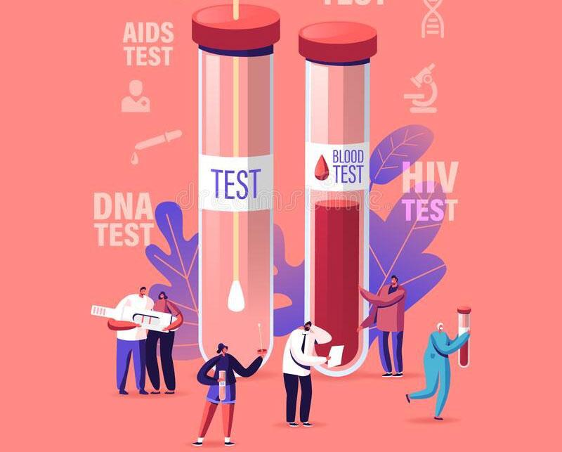 لیست آزمایشات قبل بارداری