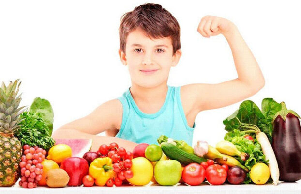 مواد غذایی و تغذیه مناسب پسردار شدن